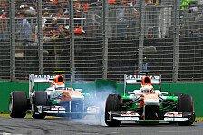 Formel 1 - Mallya: Eine großartige Demonstration