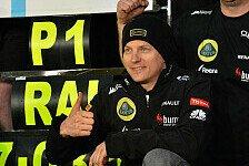 Formel 1 - Bilder: Bilder des Jahres: Räikkönen