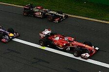 Formel 1 - Villeneuve: Titel geht an Alonso oder Räikkönen