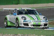 Carrera Cup - Von Niesewand mit erfolgreichem Test