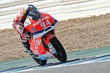 Moto3 - Folger trauert Bestzeit nach