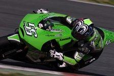 MotoGP - Jerez, Tag 2: Nakano schenkt Kawasaki die Bestzeit