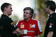 Formel 1 - Allison-Zukunft: Ferrari in der Pole Position