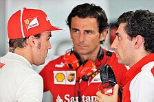 Formel 1 - De la Rosa: Top-Teams standen Schlange