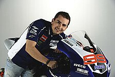 MotoGP - Yamaha: Getriebe ist in Arbeit