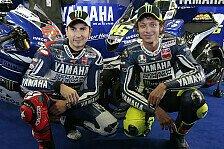 MotoGP - Rossi leidet mit Lorenzo
