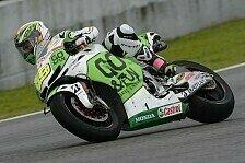 MotoGP - Bautista und Staring lernen die Strecke