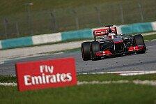 Formel 1 - McLaren Vorschau: China GP