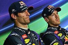 Formel 1 - Villeneuve: Teamkrieg macht Red Bull fertig