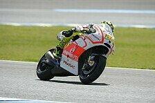 MotoGP - Durchwachsener Tag bei Pramac