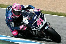 MotoGP - Espargaro schnellster CRT-Pilot