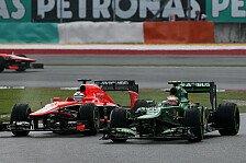 Formel 1 - Zwischenbilanz: Die Rookies nach vier Rennen