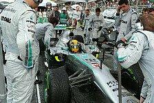 Formel 1 - Stewart: Mercedes ist ein Titelkandidat
