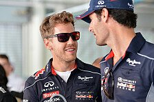 Formel 1 - Webber: Verhältnis zu Vettel besser denn je