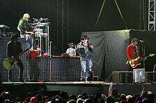 Formel 1 - Bilder: Malaysia GP - Guns N' Roses Konzert in Sepang