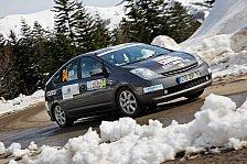 Auto - Toyota dominiert Rallye für alternative Antriebe