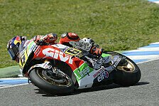 MotoGP - Bradl: Probleme in den Bremszonen