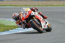 MotoGP - Marquez zufrieden mit Wintertest-Saison