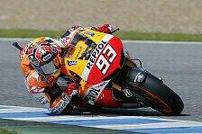 MotoGP - Marquez warnt vor zu hohen Erwartungen