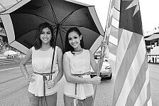 Formel 1 - Bilder: Malaysia GP - Black & White Highlights