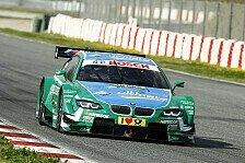 DTM - DTM - Hockenheim-Test, Tag 4: Bestzeit für Farfus