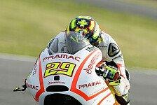 MotoGP - Pramac-Duo macht Fortschritte