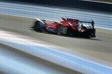 Le Mans Serien - Nissan-V8-Motoren für die LMP3-Kategorie