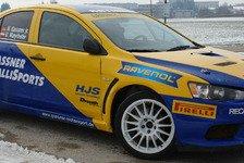Mehr Rallyes - Hermann Gassner jr. mit neuem Programm