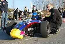 Formula Student - Erfahrungsbericht - Motorsport-Magazin in Aktion