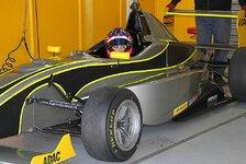 ADAC Formel Masters - Stéphane Kox steigt in die Formel-Klasse auf