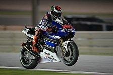 MotoGP - Lorenzo: Dürfen uns nicht ausruhen