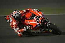 MotoGP - Aufwärtstrend bei Ducati?