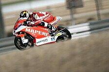 Moto3 - Vinales fährt schnellste Warm-Up-Runde