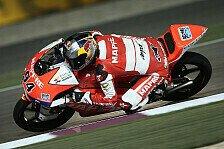 Moto3 - Salom fährt zur ersten Pole des Jahres