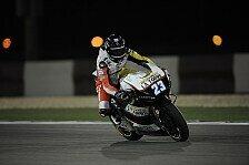 Moto2 - Bremsprobleme bei Schrötter
