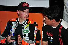 Moto3 - Bescheidene Zufriedenheit bei Kiefer Racing