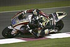 Moto2 - 2. Training: Redding voran, Deutsche zurück