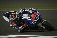 MotoGP - Lorenzo will die M1 weiter verbessern