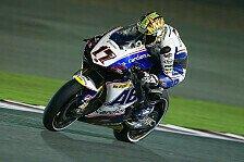 MotoGP - Abraham verbessert sich um eine Sekunde