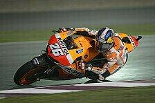 MotoGP - Pedrosa konnte im Qualifying endlich zulegen