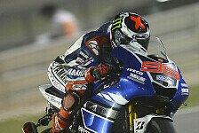 MotoGP - Lorenzo holt die Auftakt-Pole