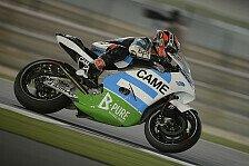 MotoGP - Pesek mit Debüt nicht unzufrieden