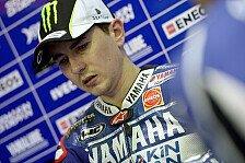 MotoGP - Lorenzo über dem Limit