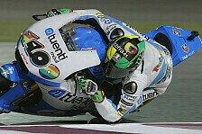 Moto2 - Espargaro zum Abschluss vor Redding