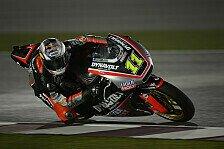 Moto2 - Cortese auf dem richtigen Weg
