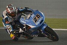 Moto3 - Vinales Schnellster am Nachmittag