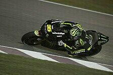 MotoGP - Tech 3 hat Feuer-Schock gut verdaut