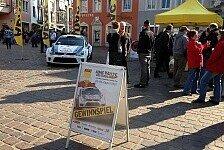 ADAC Rallye Deutschland - Bilder: Präsentation ADAC Rallye Deutschland 2013