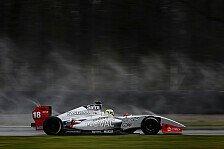 WS by Renault - Müller dominiert im Regen