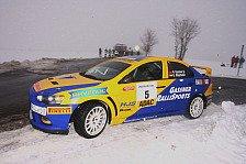 Mehr Rallyes - Gassner jr. mit Berg- und Talfahrt zum Auftakt